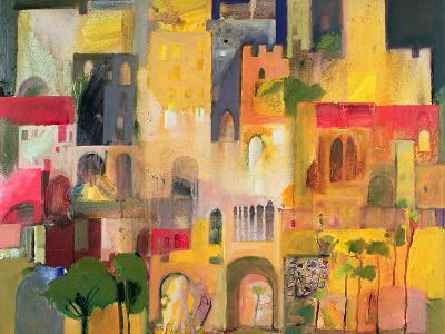 Castle, 2007-08-Derek Balmer-Giclee Print