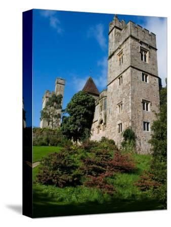 Castle and Jacobean Garden, Lismore Castle, County Waterford, Ireland