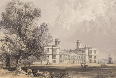 Castle Ashby, Northamptonshire-Frederick William Hulme-Giclee Print