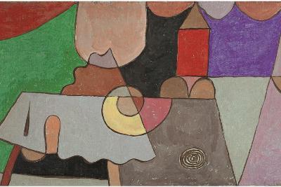 Castle Corner (Burgwinkel), 1932-Paul Klee-Giclee Print