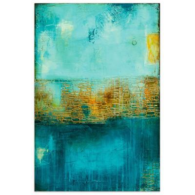 Castle Court - Free Floating Tempered Glass Wall Art