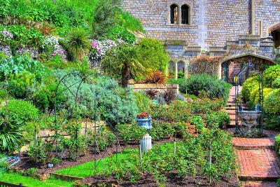 Castle Garden-stanzi11-Photographic Print