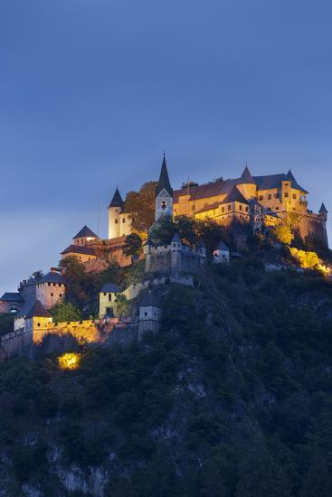 Castle Hochosterwitz, Carinthia, Austria-Rainer Mirau-Photographic Print