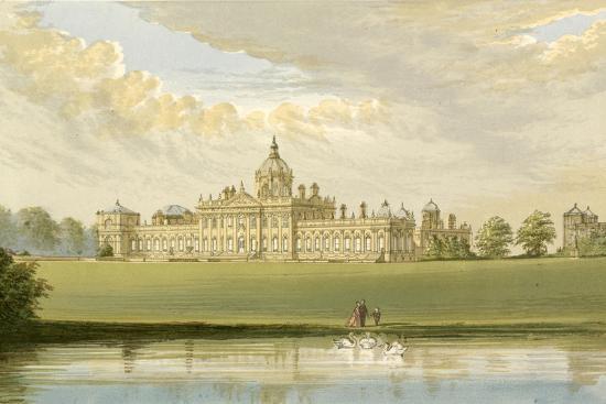 Castle Howard-Alexander Francis Lydon-Giclee Print