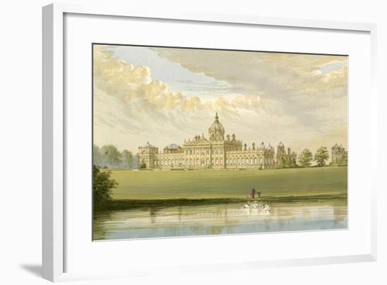 Castle Howard-Alexander Francis Lydon-Framed Giclee Print