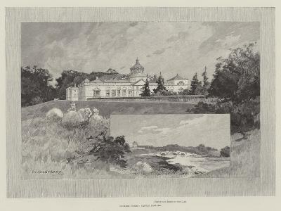 Castle Howard-Charles Auguste Loye-Giclee Print