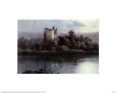 Castle - Kilarney--Art Print