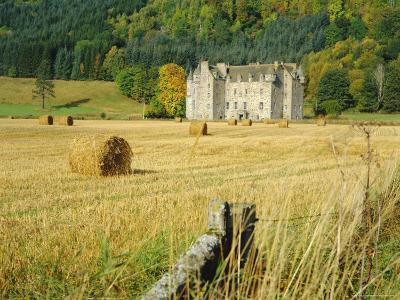 Castle Menzies/Weem, Perthshire, Scotland-Kathy Collins-Photographic Print