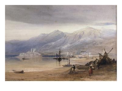Castle Moil, Isle of Skye-Thomas Miles Richardson-Giclee Print