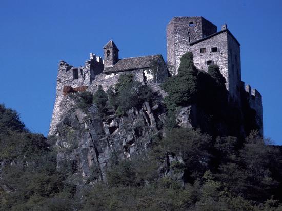 Castle of Appiano, Bolzano, Trentino-Alto Adige, Italy, 12th Century--Giclee Print