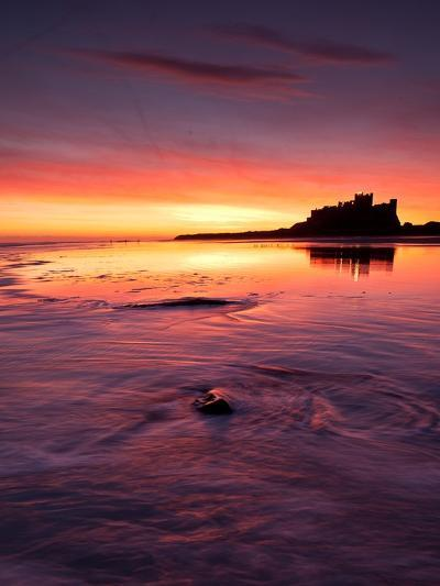 Castle of Fire-Doug Chinnery-Photographic Print
