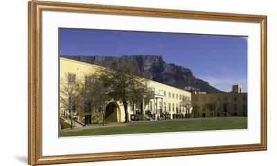 Castle of Good Hope, Cape Town, Western Cape, South Africa, Africa-Ian Trower-Framed Premium Photographic Print