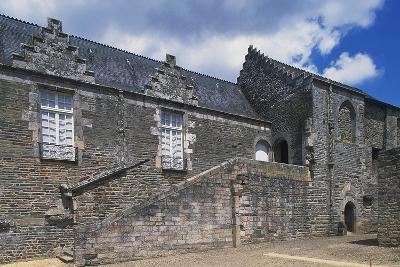 Castle of Loyat--Giclee Print
