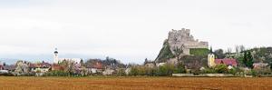 Castle on a Cliff, Beckov Castle, Beckov, Nove Mesto Nad Vahom District, Trencin Region, Slovakia