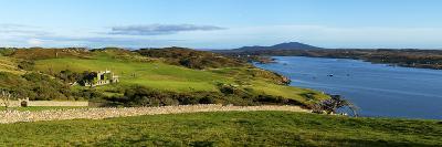 Castle on a Hill, Clifden Castle, Clifden, Connemara, County Galway, Republic of Ireland--Photographic Print