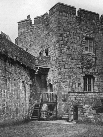 Castle Rushen, Castletown, Isle of Man, 1924-1926- Taggart-Giclee Print