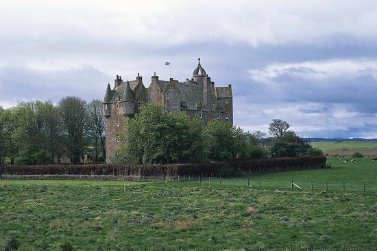 Castle Stuart, Near Inverness, Scotland, UK--Photographic Print