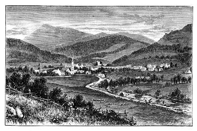 Castleton of Braemar, Scotland, C1888--Giclee Print