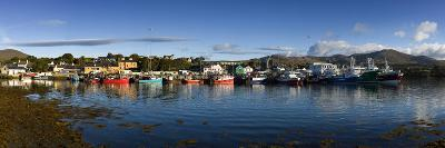 Castletown Bearhaven Harbour in Beara, Cork-Chris Hill-Photographic Print