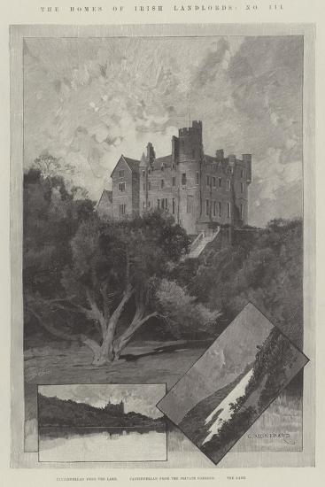 Castlewellan-Charles Auguste Loye-Giclee Print