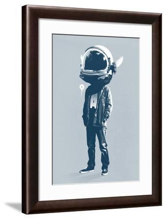 Casual Fridays-Hidden Moves-Framed Art Print