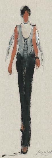Casual Strolling-May May-Art Print