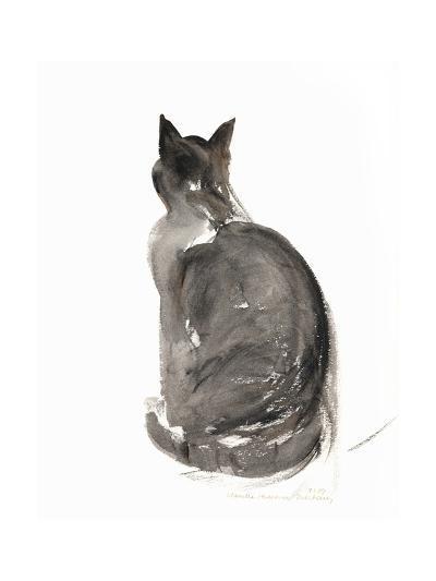 Cat, 1985-Claudia Hutchins-Puechavy-Giclee Print