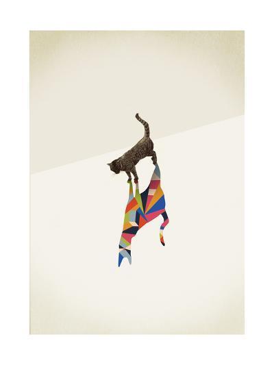 Cat 2-Jason Ratliff-Giclee Print