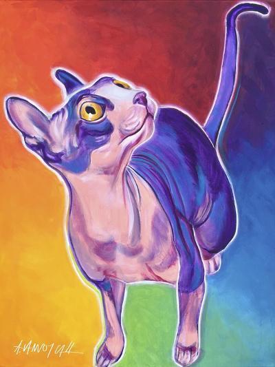 Cat - Bree-Dawgart-Giclee Print