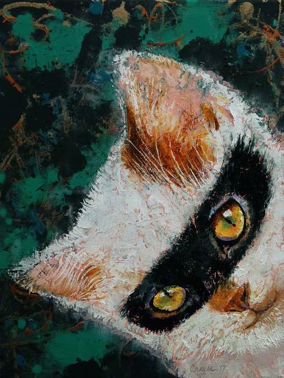 Cat Burglar-Michael Creese-Art Print