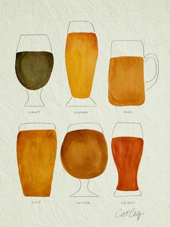 Beer Collection by Cat Coquillette