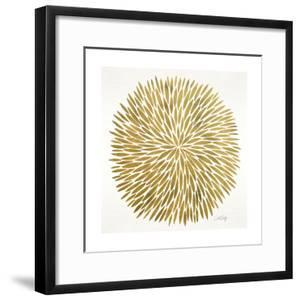 Burst in Gold Palette by Cat Coquillette