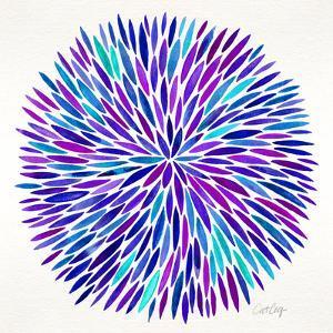 Burst in Purple Palette by Cat Coquillette