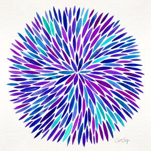 Burst in Purple Palette by Cat Coquillette
