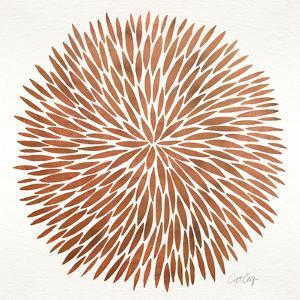 Burst in Rose Gold Palette by Cat Coquillette