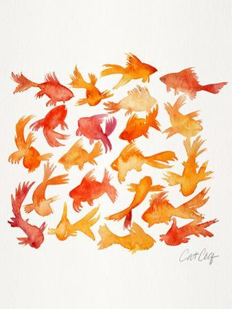Golfish by Cat Coquillette