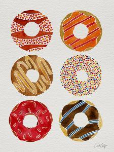 Half Dozen Donuts by Cat Coquillette