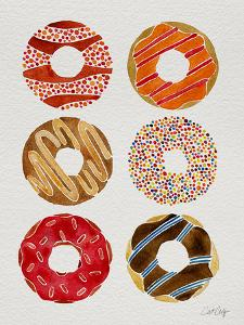 Half Dozen Donuts by Cat Coquillette
