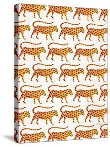 Jaguar Pattern by Cat Coquillette
