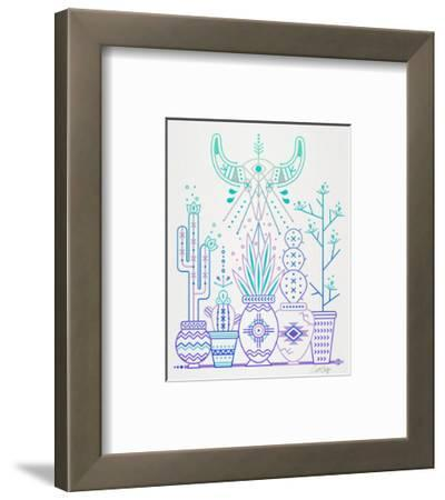 Lavender Santa Fe Garden