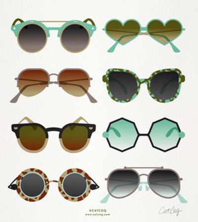 Mint Tan Sunglasses