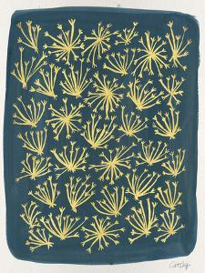 Navy Queen Anne Lace by Cat Coquillette