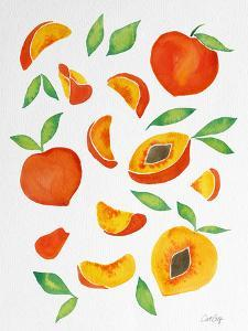 Peaches by Cat Coquillette