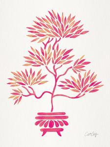 Pink Bonsai by Cat Coquillette