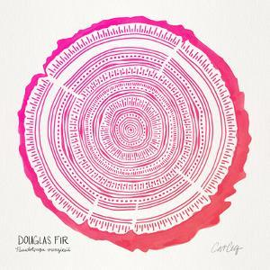 Pink Douglas by Cat Coquillette