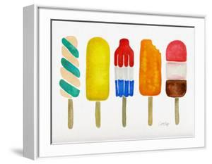 Popsicles by Cat Coquillette