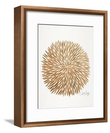 Rose Gold Burst by Cat Coquillette