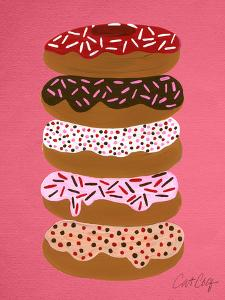 Stacked Donuts by Cat Coquillette