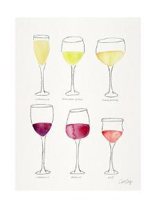 Wine Glasses by Cat Coquillette