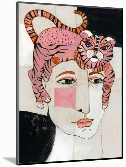 Cat Hair-Stacy Milrany-Mounted Art Print